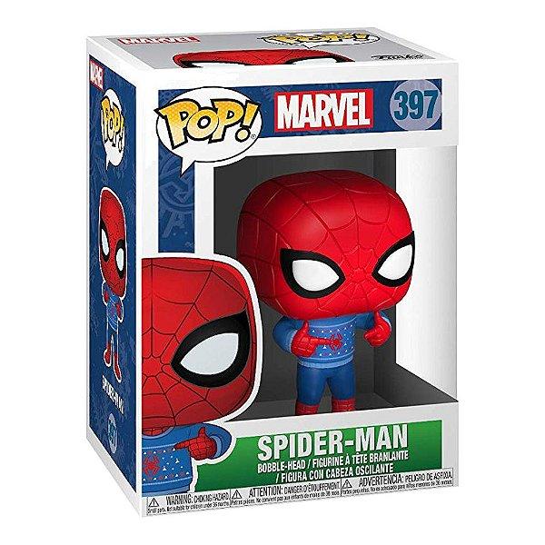 Funko Pop! Marvel: Spider-Man - Spider-Man 397