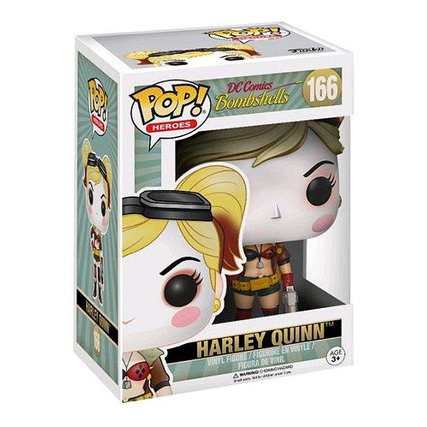 Funko Pop! DC Comics: Bombshells - Harley Quinn