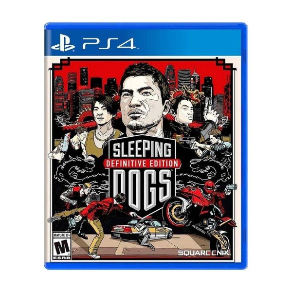 Sleeping Dogs: Definitive Edition - PS4