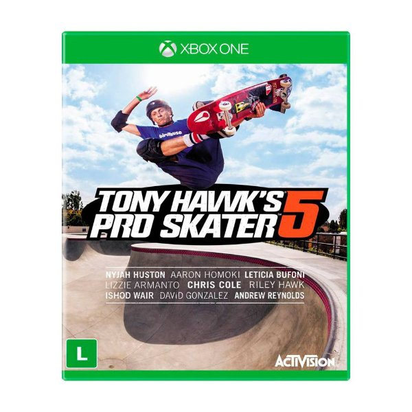 Tony Hawk s Pro Skater 5 - Xbox One