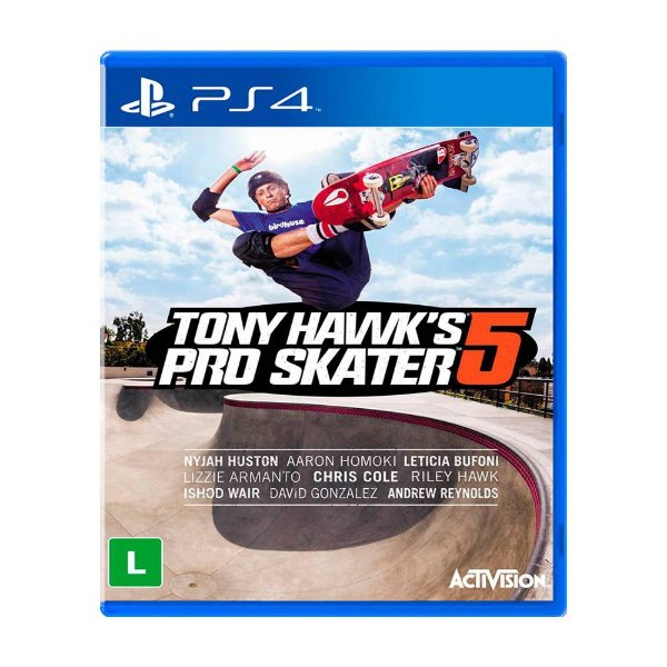 Tony Hawk s Pro Skater 5 - PS4