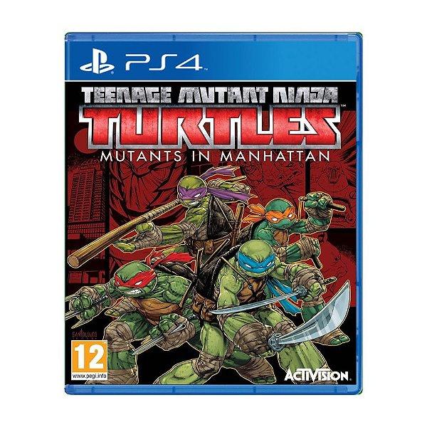 Teenage Mutant Ninja Turtles: Mutants in Manhattan - PS4