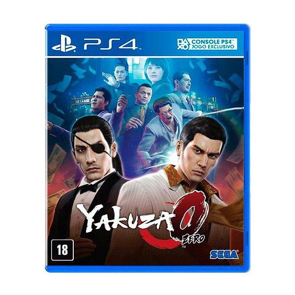 Yakuza 0 Zero - PS4
