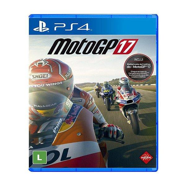 MotoGP 17 - PS4