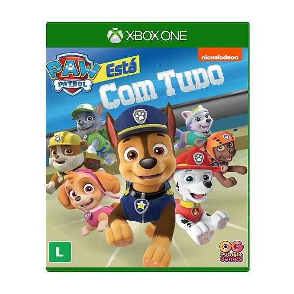 A Patrulha Canina Está Com Tudo - Xbox One