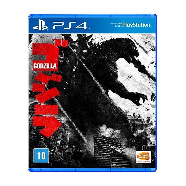 Godzilla - PS4