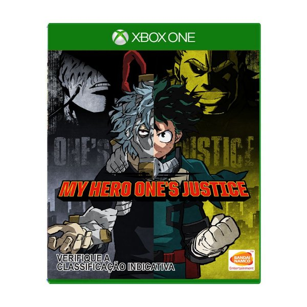 My Hero One s Justice - Xbox One