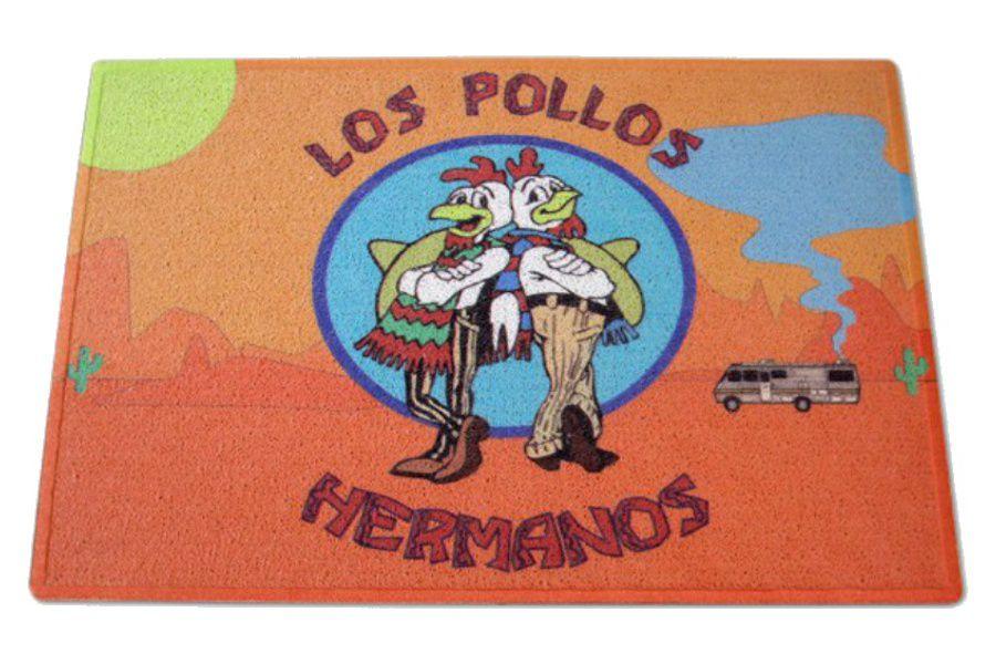 Capacho Los Pollos Hermanos - Breaking Bad