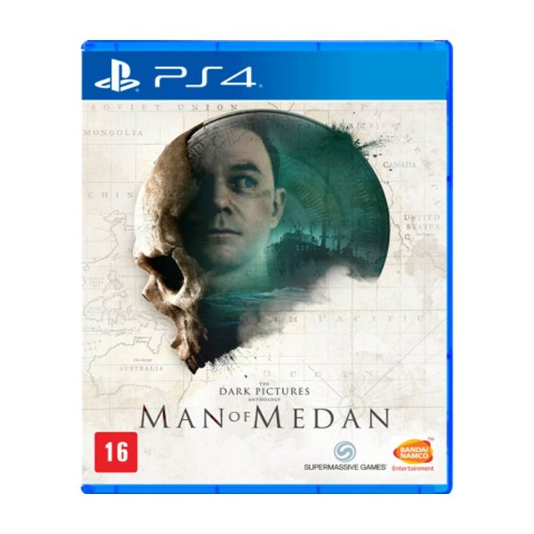 The Dark Pictures Man of Medan - PS4