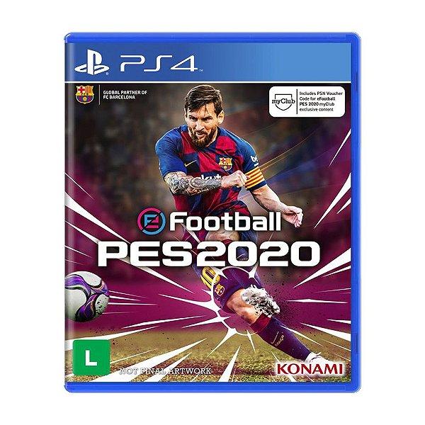 PES 2020 Pro Evolution Soccer - PS4