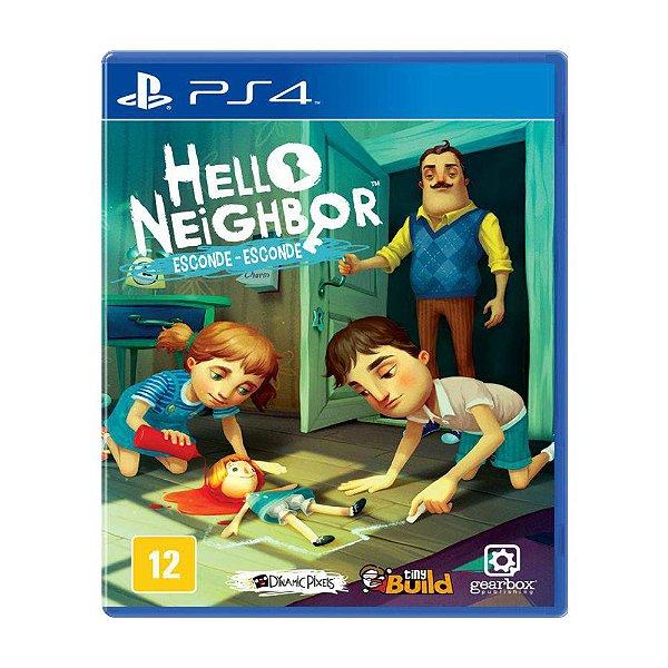 Hello Neighbor Esconde Esconde - PS4
