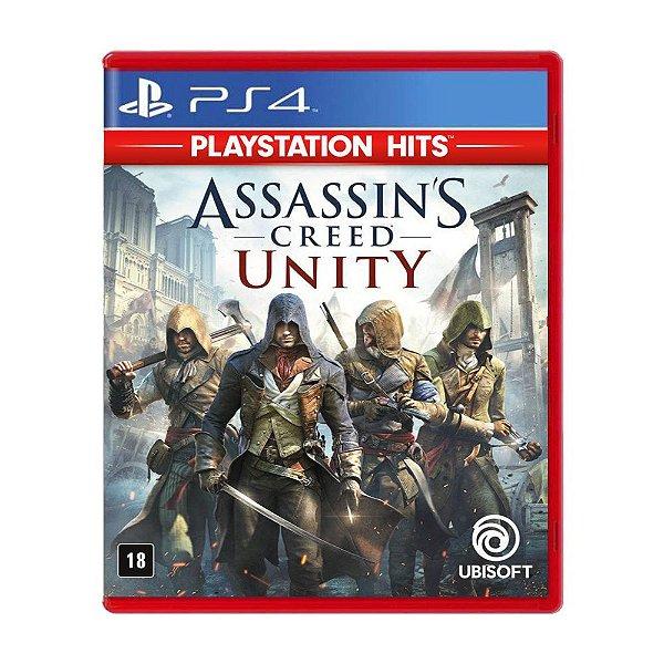 Assassin s Creed Unity Hits - PS4