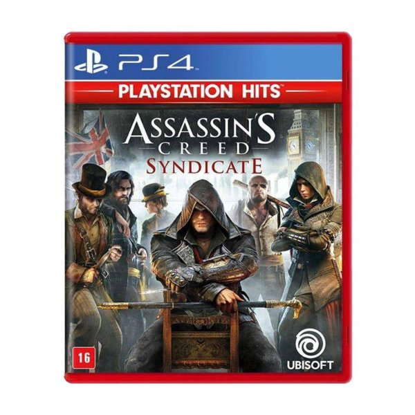 Assassin s Creed Syndicate Hits - PS4
