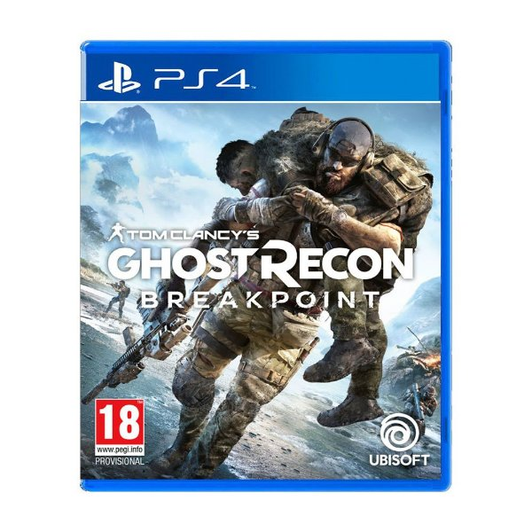Ghost Recon Breakpoint Day One - PS4