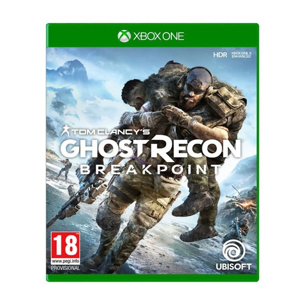 Ghost Recon Breakpoint Day One - Xbox One