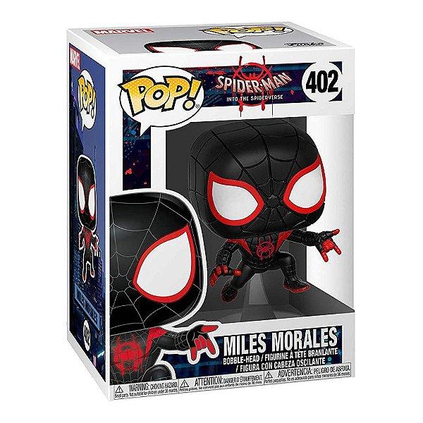 Funko Pop! Marvel: Spider-Man - Spider Verse - Miles Morales