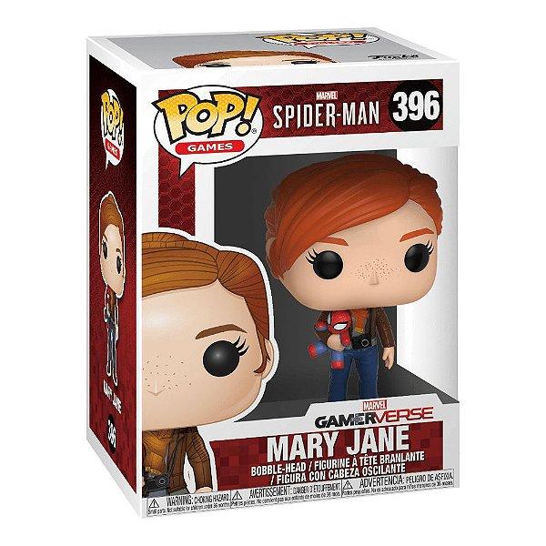 Funko Pop! Marvel: Spider-Man - GamerVerse - Mary Jane