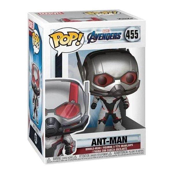 Funko Pop! Marvel: Avengers Endgame - Homem-Formiga