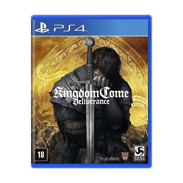 Kingdom Come Deliverance - PS4