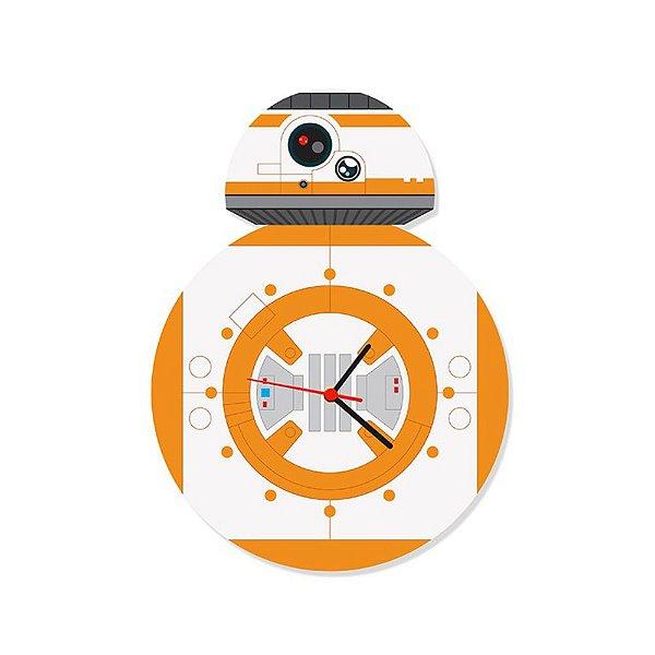 Relógio De Parede - Dróide 8 - Star Wars
