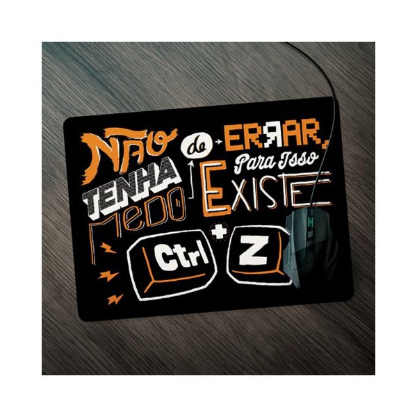 Mouse Pad - Ctrl+Z - Game