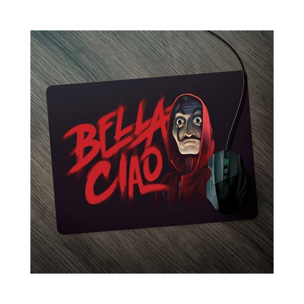 Mouse Pad - Bella Ciao - Game