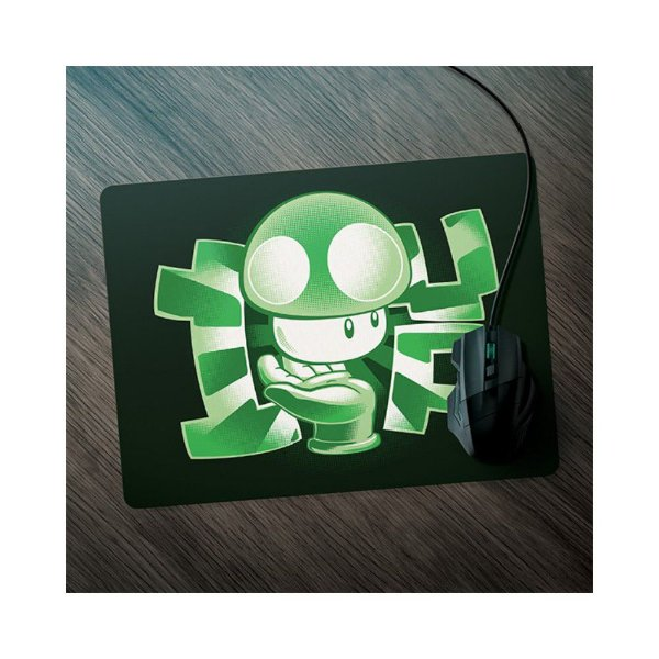 Mouse Pad - Gamer 1UP - Game