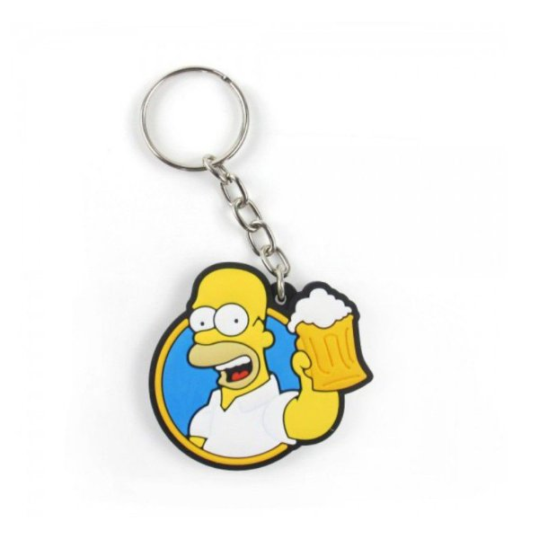 Chaveiro Cute Romer - The Simpsons