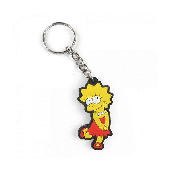 Chaveiro Cute Liza - The Simpsons