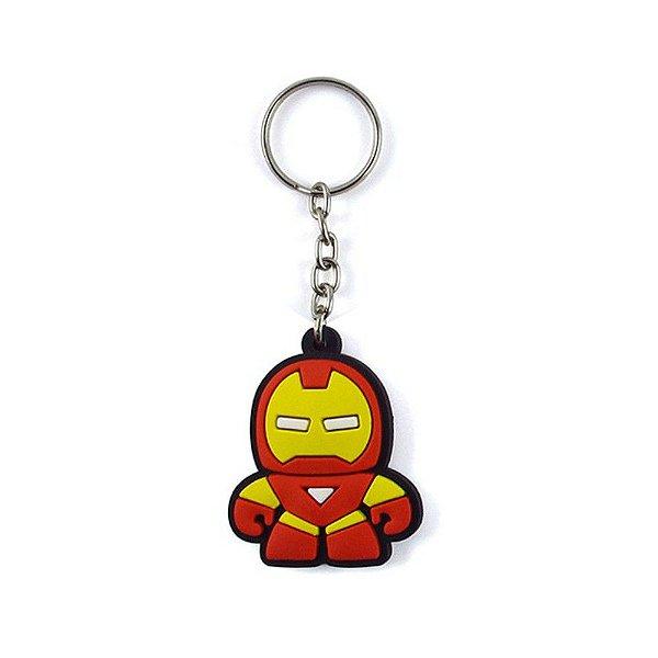 Chaveiro Cute Iron - Marvel