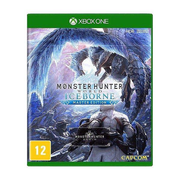 Monster Hunter: World IceBorne - Xbox One