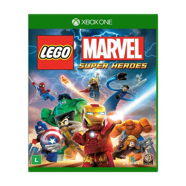 Lego Marvel Super Heros - Xbox One