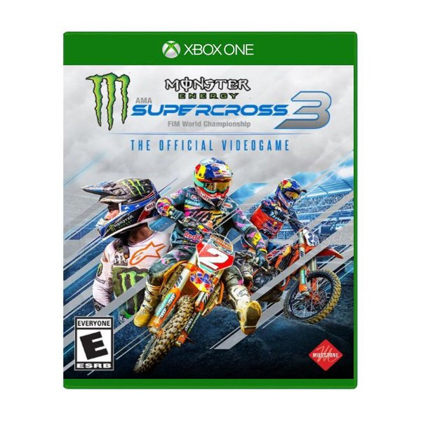 Monster Energy Supercross The Official Videogame 3 - Xbox One
