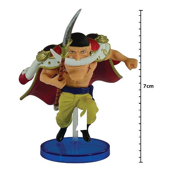 Action Figure - Wcf One Piece 20th - Edward Newgate - Banpresto