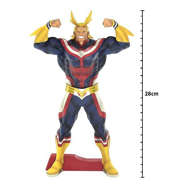 Action Figure - My Hero Academia - Grandista - All Might Exclusive Lines - Banpresto