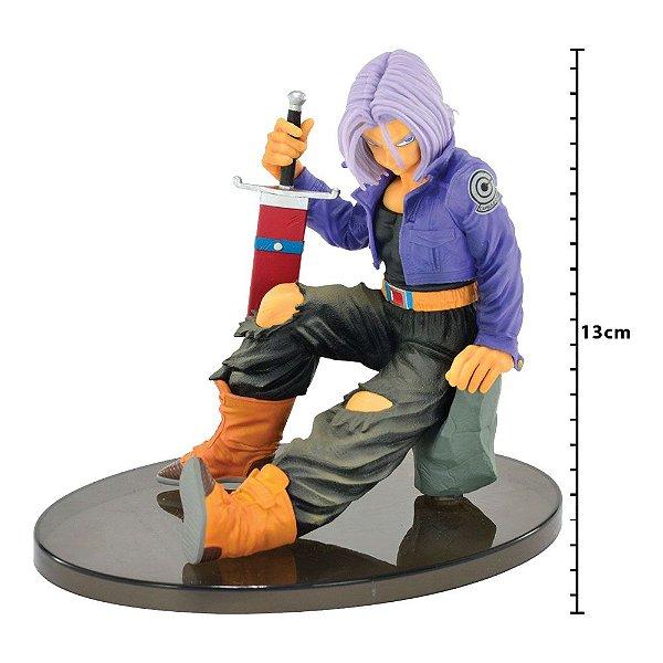 Action Figure - Dragon Ball Z - World Colosseum 2 Vol 8 - Trunks - Banpresto