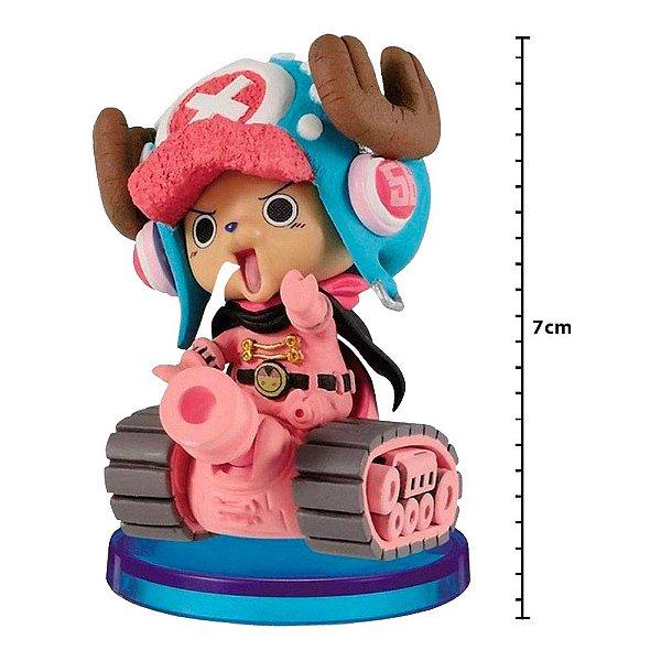 Action Figure - One Piece Wcf - Mugiwara 56 - Chopper - Banpresto