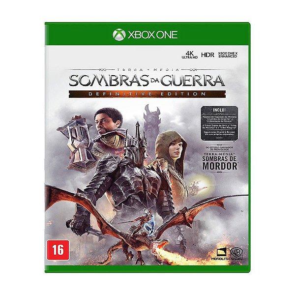 Terra-Média: Sombras da Guerra Definitive Edition - Xbox One