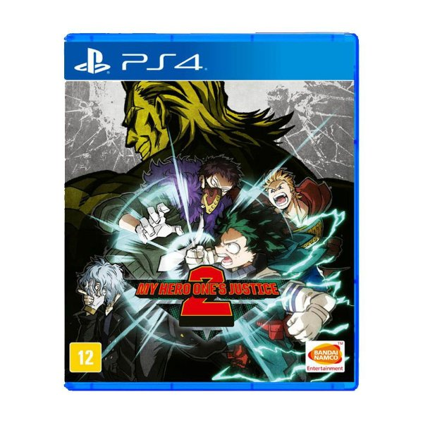 My Hero One's Justice 2 - PS4