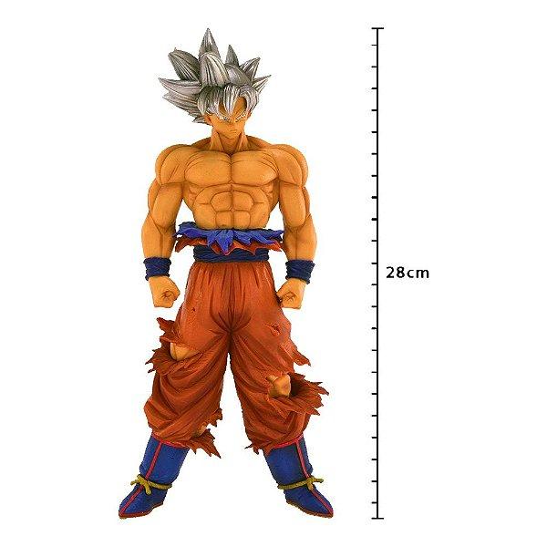 Action Figure - Dragon Ball Super - Ultra Instinto Superior - Grandista - Goku - Banpresto