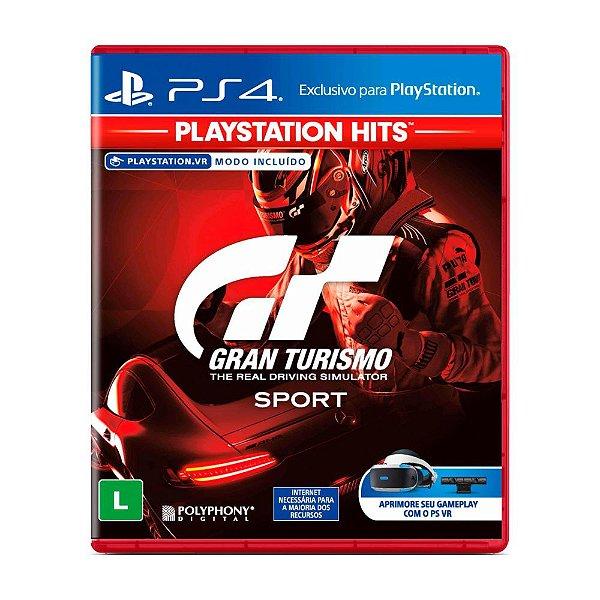 Gran Turismo Sport Hits - PS4