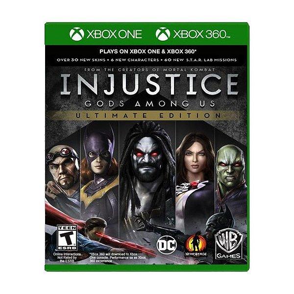 Injustice Gods Among Us - Ultimate Edition - Xbox One