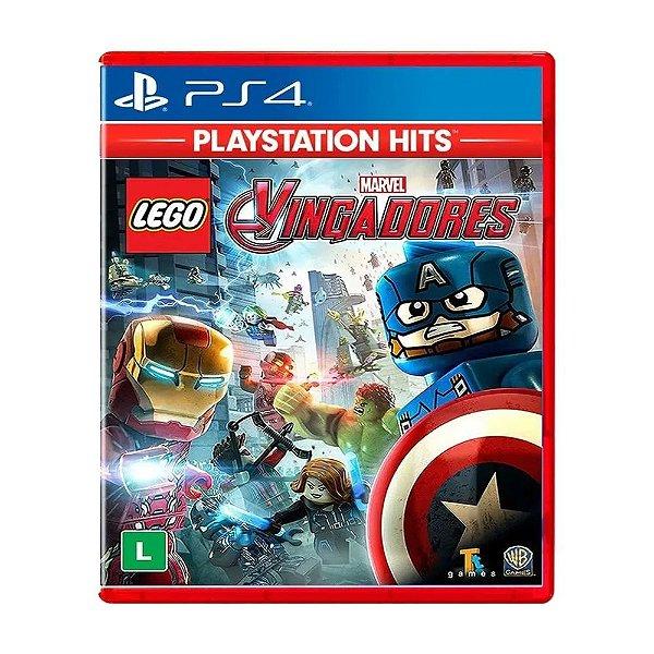 Lego Marvel Vingadores Hits - PS4