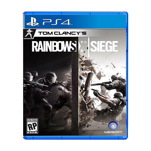 Tom Clancy s Rainbow Six Siege - PS4