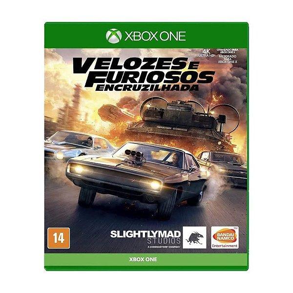 Velozes E Furiosos: Encruzilhada - Xbox One