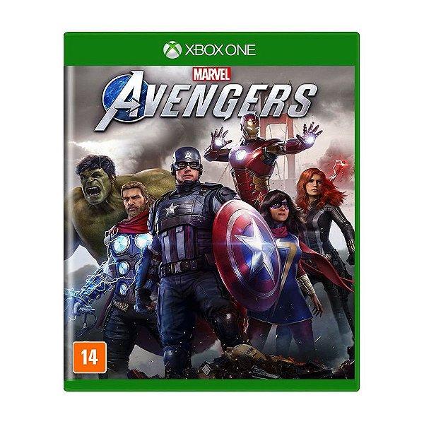 Marvel's Avengers Game - Xbox One