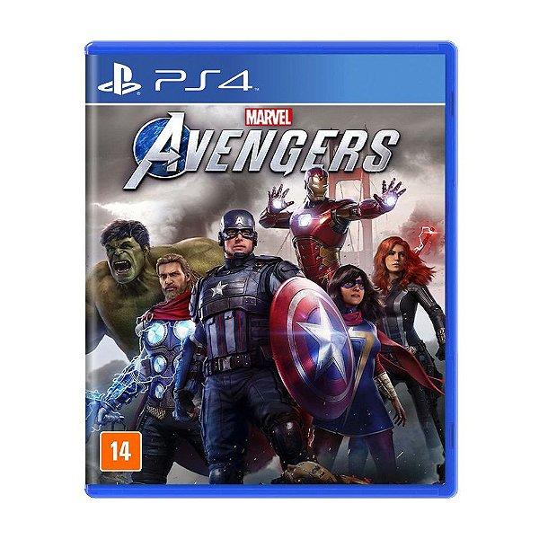 Marvel's Avengers Game - PS4