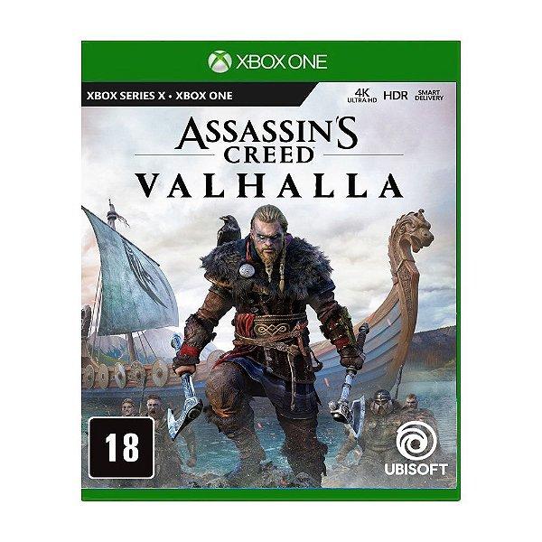 Assassin's Creed Valhalla - Ed. Limitada Br - Xbox One