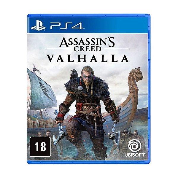 Assassin's Creed Valhalla - Ed. Limitada Br - PS4