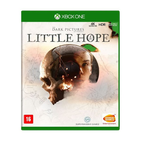 The Dark Pictures Anthology - Little Hope - Xbox One